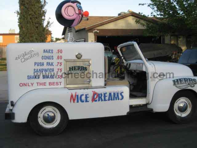 Nice Dreams Cheech and Chong Fan News Come See The Nice Dreams Ice Cream Truck